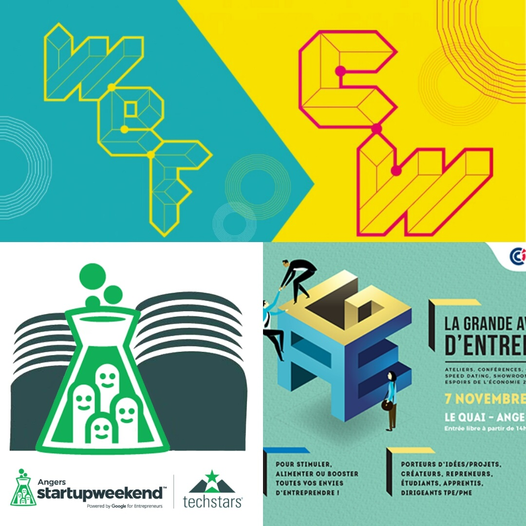 Startup Weekend Angers WEF Connected Week GAE Angers